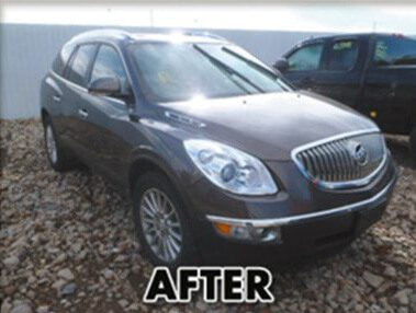 SUV After Auto Body Repair in Troy IL