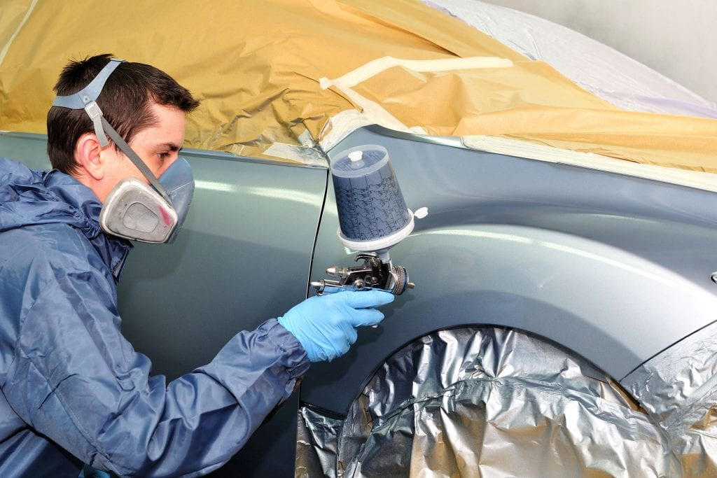Color Match Technology for Automotive Painting Near Highland IL