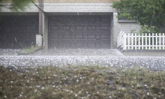 Auto Body Experts for Hail Damage in Lebanon IL