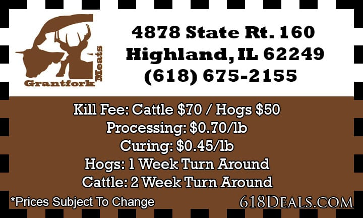 curing hog meat highland il