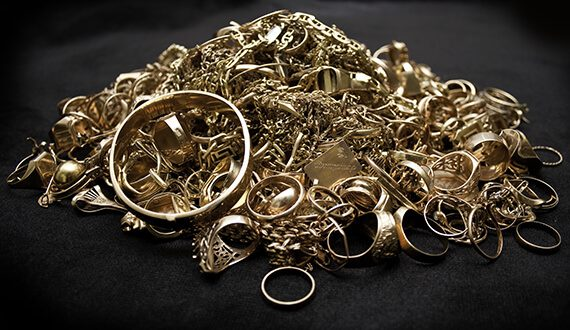 gold jewelry breese illinois