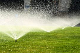 Lawn Care Irrigation System
