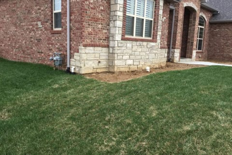 custom landscaping in highland illinois