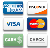 credit cards accepted at auto repair shop in nashville il