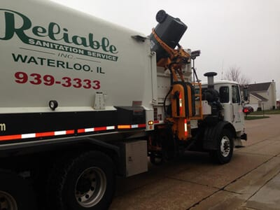 garbage removal monroe county il