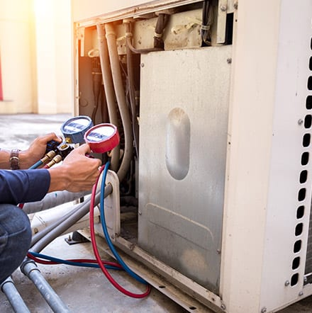 cooling system repair gillespie il