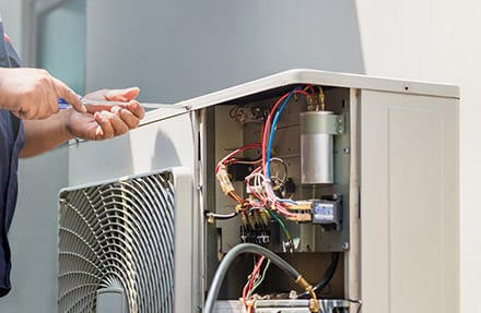 air conditioning contractors greenville il