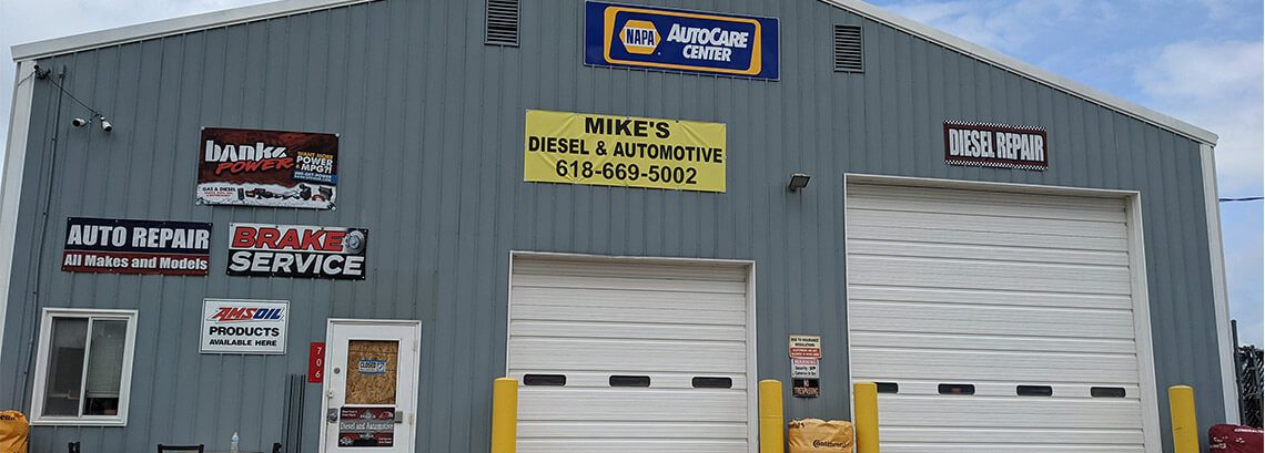 mikes diesel and automotive repair inc