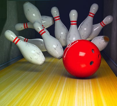 bowling league collinsville il