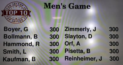 men's bowling game collinsville il