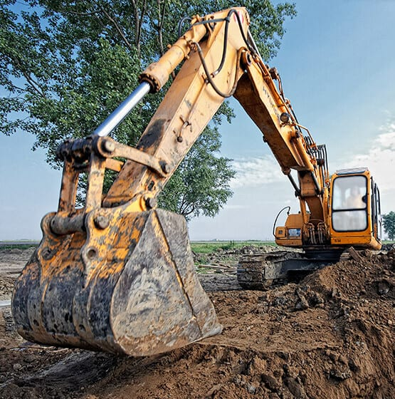 local excavators carlyle illinois