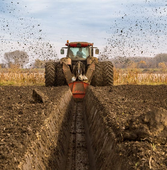 agricultural excavation greenville il