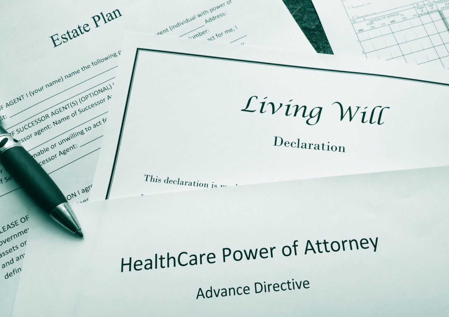 Estate settlement and planning