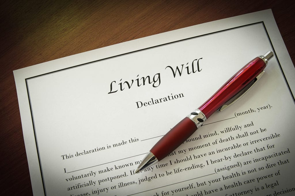 Living Will Estate Planning