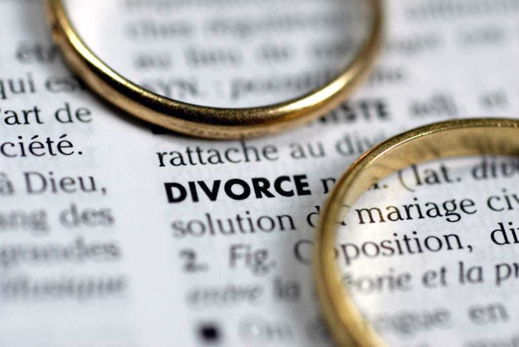 Divorce and Family Law Case