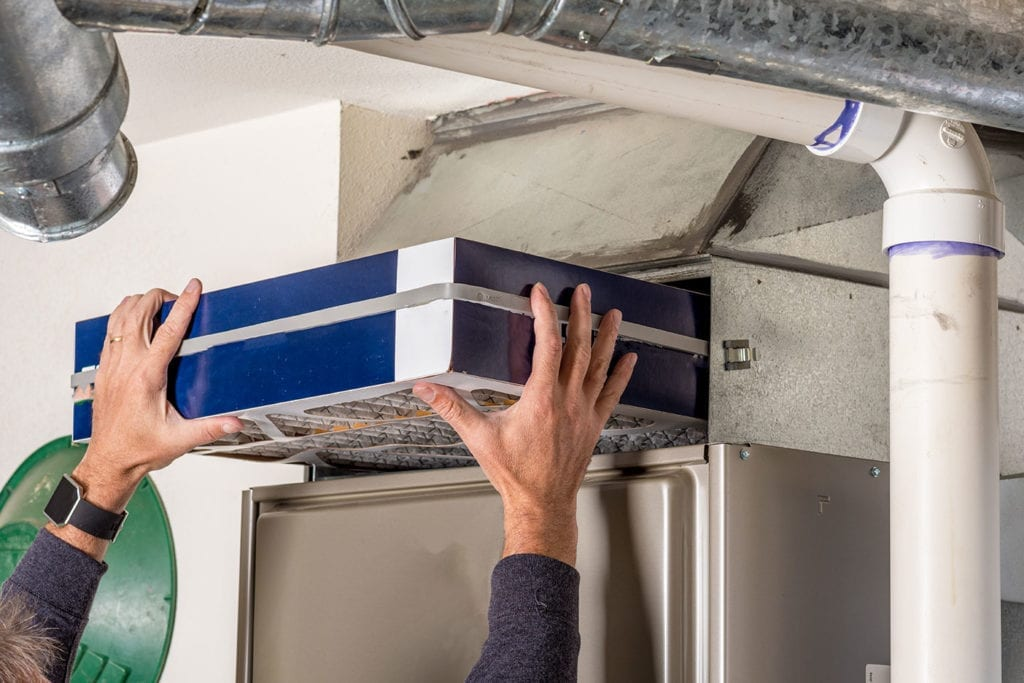 air filter replacement edwardsville il