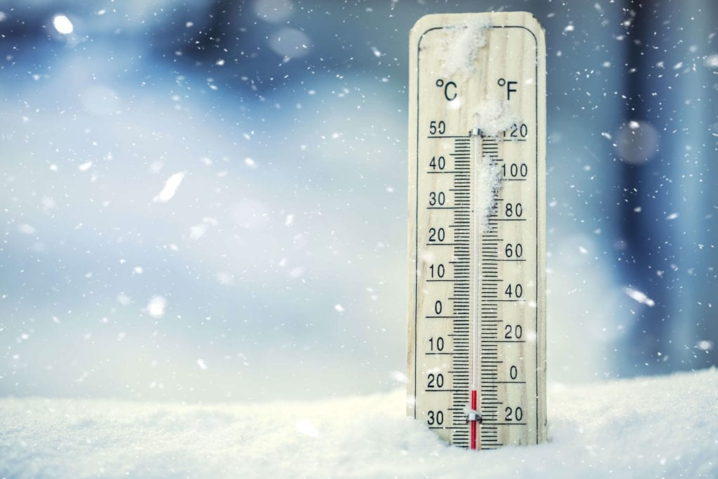 winter thermostat settings in edwardsville il