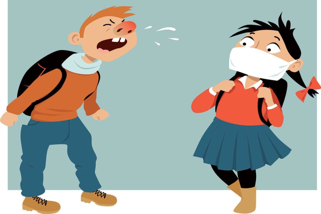 Your HVAC system can help combat back to school germs in Edwardsville IL