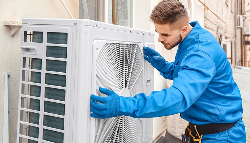 heating and cooling moro il