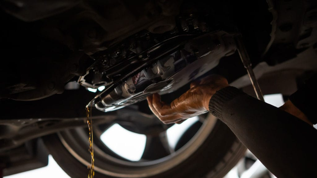 transmission fluid replacement fairview heights illinois