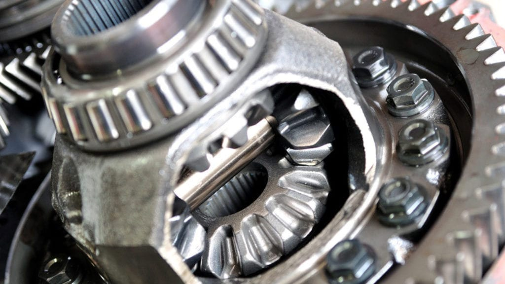auto differential problems