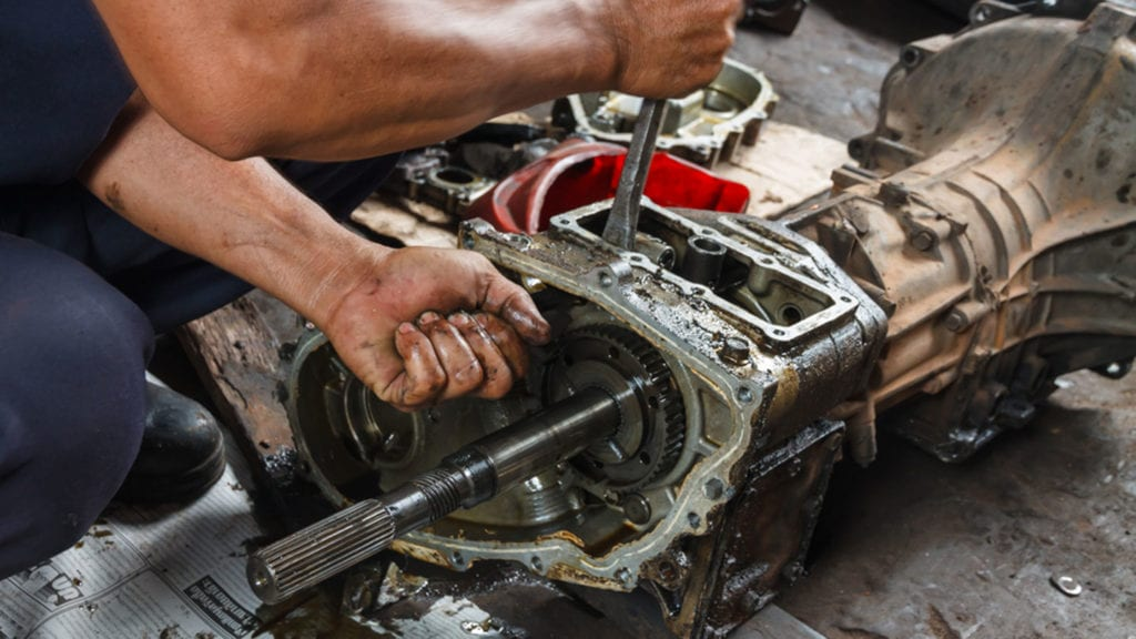questions about transmission repair in maryville il