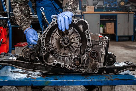 transmission gearbox repair in greenville illinois