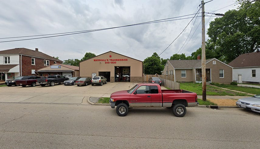 transmission mechanic maryville il