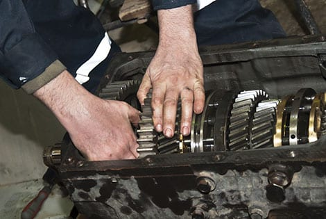 automatic transmission rebuild in troy il