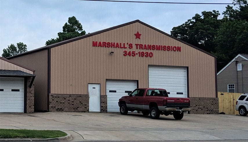 local transmission repair madison county il