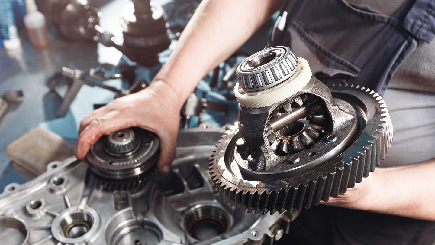 transmission repair service in collinsville il