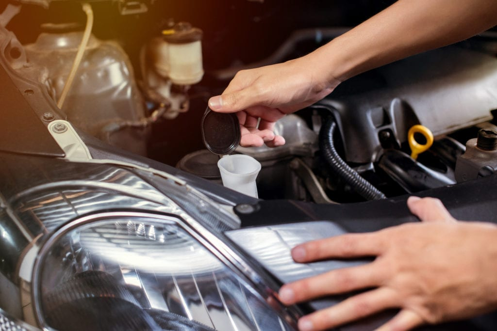 Transmission Fluid Replacement Collinsville IL