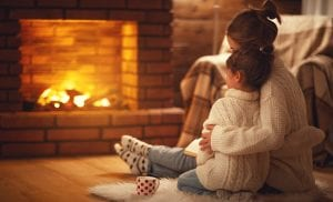 fireplace safety tips in belleville il