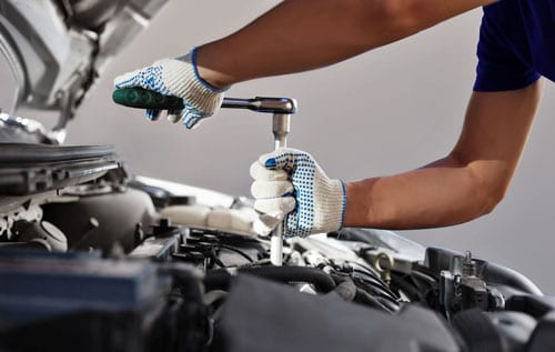 auto repair after Mascoutah, IL vehicle multi-point inspection