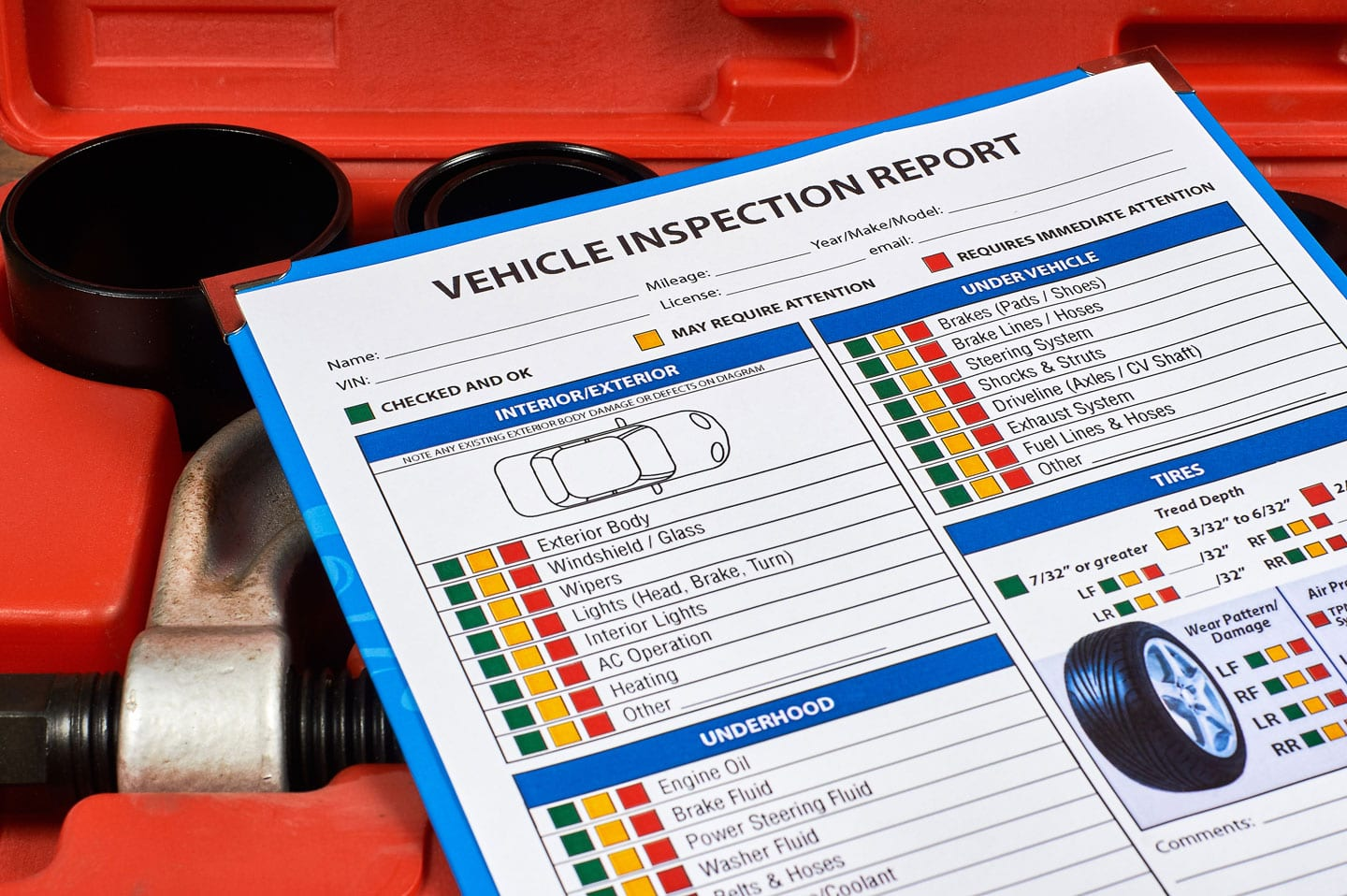 auto inspection o'fallon illinois