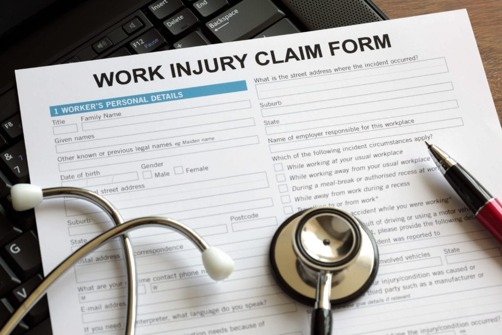 workers' comp claim edwardsville il