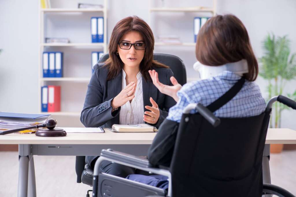 Legal Consultation with a Worker's Comp Lawyer