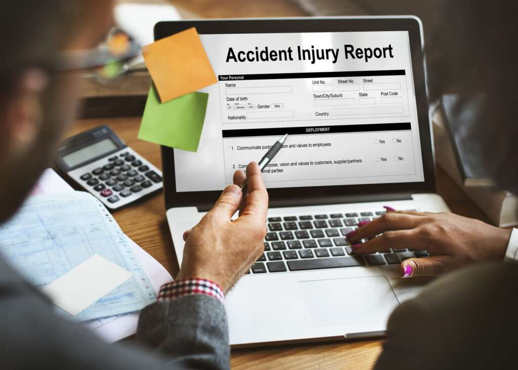 Employer's Injury Report for Worker's Comp Attorneys