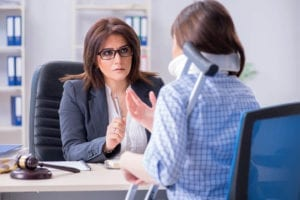 discuss your work related injury with a lawyer collinsville illinois