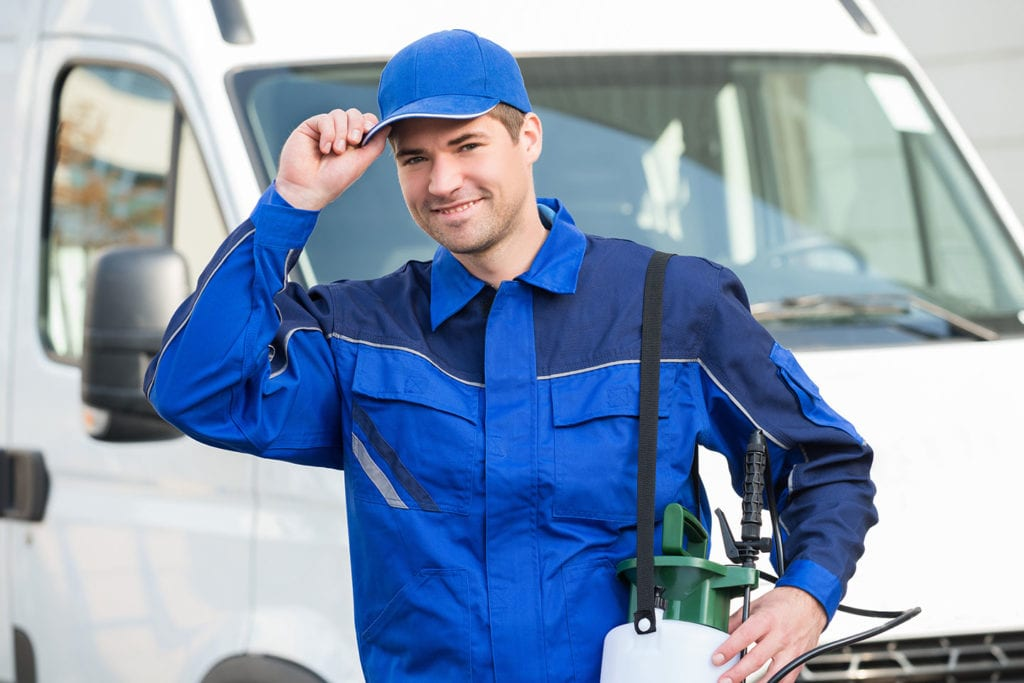 what to look for in an insect control company for your property in pontoon beach illinois