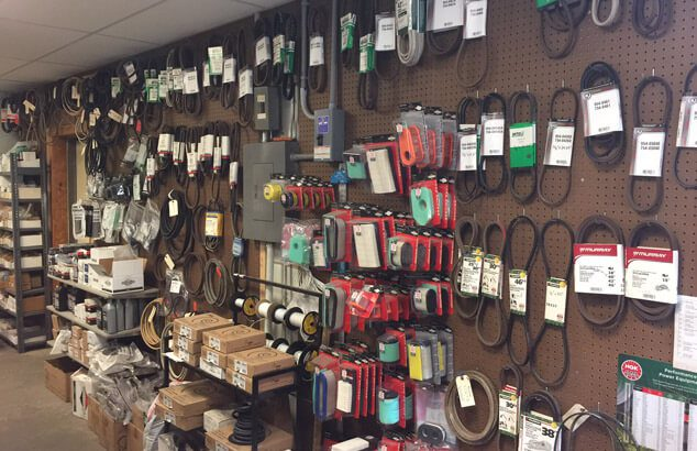 Trimmer Line, Belts, and Filters Stocked for Lawn Mowers in Wood River IL