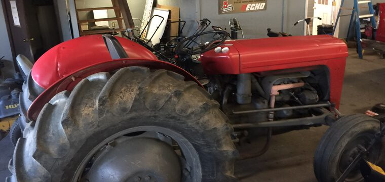 Tractor Motor Repair in Jerseyville IL